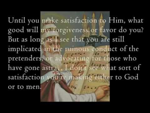 St. Gregory the Great is not impressed with Bergoglio