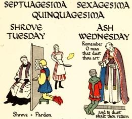Quinquagesima Sunday (3)