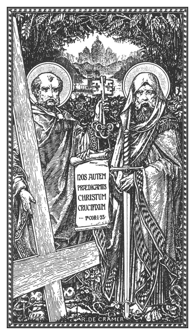 Ss. Peter and Paul - St. Andrew's Daily Missal
