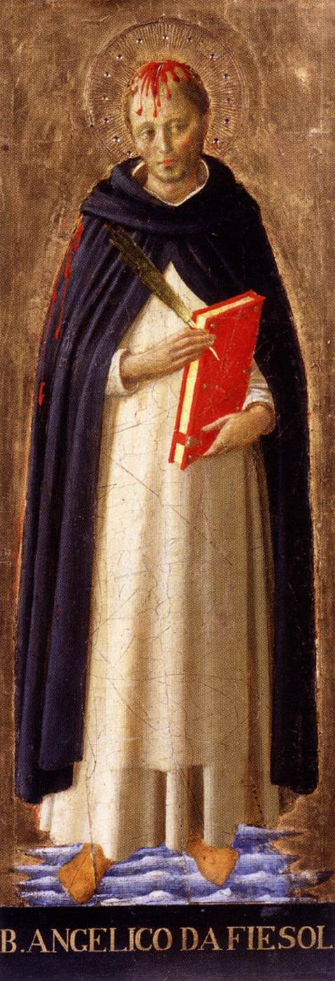St Peter Martyr