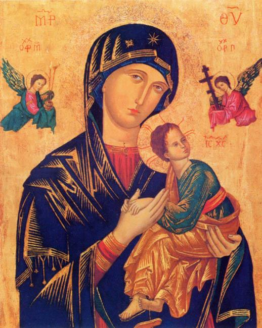 OUR LADY OF PERPETUAL HELP FEAST DAY JUNE 27