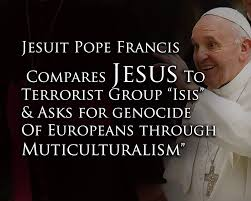ANTI-POPE BERGOGLIO AND HIS ISLAM AGENDA