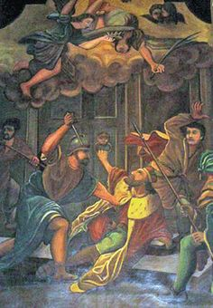 Martyrdom of St. Wenceslaus