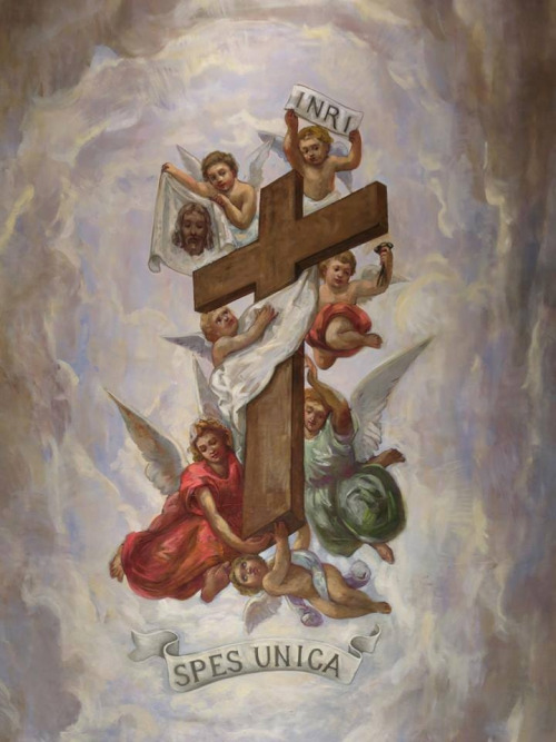 precious blood of jesus - Spes Unica - Holy Cross