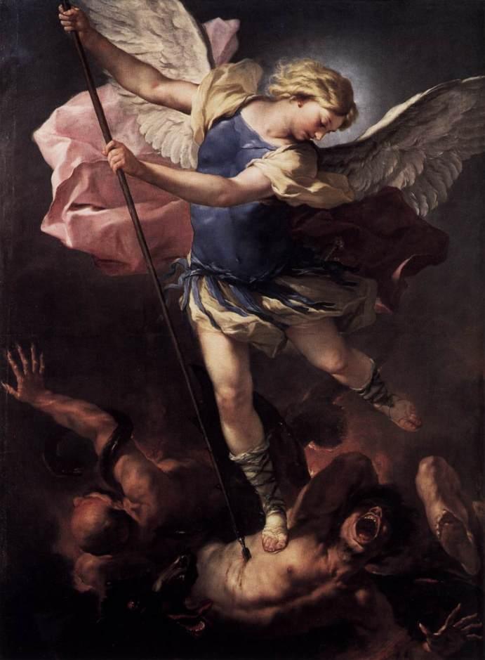 st-michael-giordano-luca-1663-wga