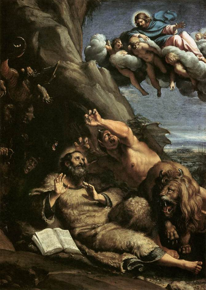 the-temptation-of-st-antony-abbot-by-annibale-carracci